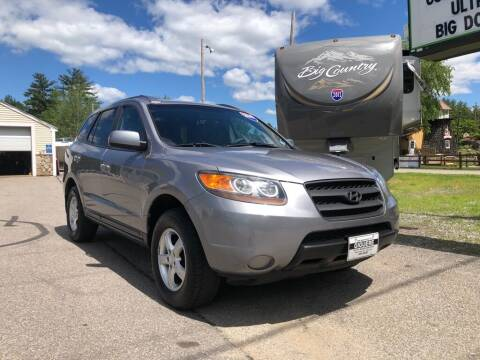 2007 Hyundai Santa Fe for sale at Giguere Auto Wholesalers in Tilton NH