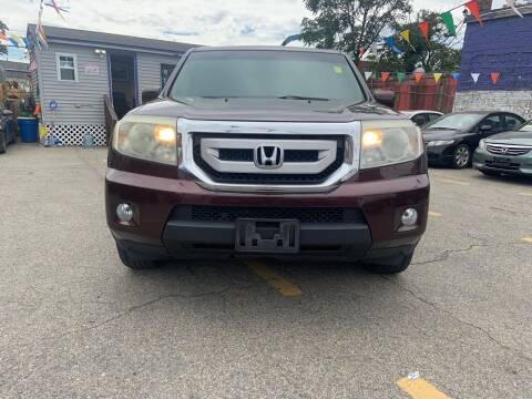 2010 Honda Pilot for sale at Metro Auto Sales in Lawrence MA