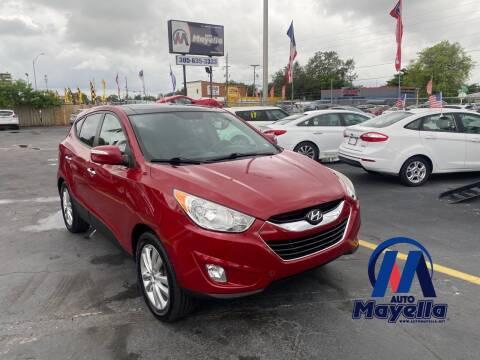 2013 Hyundai Tucson for sale at Auto Mayella in Miami FL
