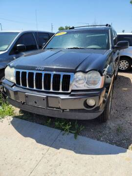 2005 Jeep Grand Cherokee for sale at PB&J Auto in Cheyenne WY