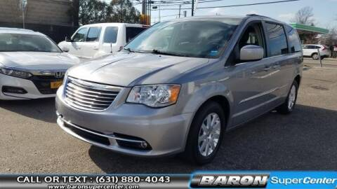 2015 Chrysler Town and Country for sale at Baron Super Center in Patchogue NY