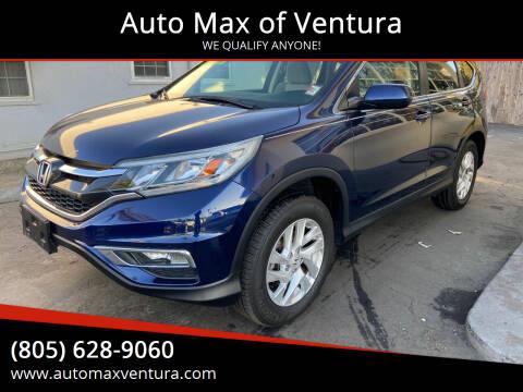 2015 Honda CR-V for sale at Auto Max of Ventura - Automax 3 in Ventura CA