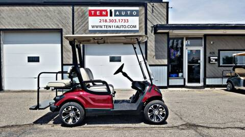 2013 Yamaha G29 for sale at Ten 11 Auto LLC in Dilworth MN