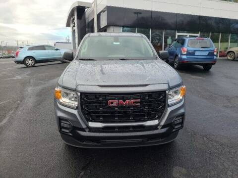 2021 GMC Canyon for sale at STRIDER BUICK GMC SUBARU in Asheboro NC