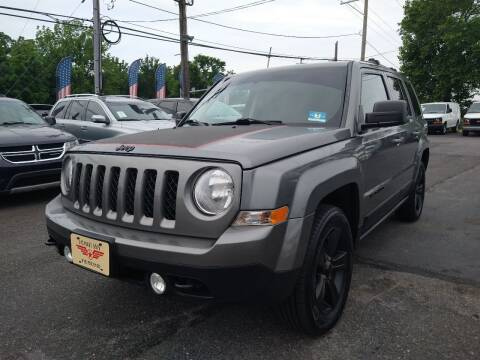 2012 Jeep Patriot for sale at P J McCafferty Inc in Langhorne PA