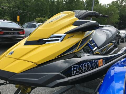 2015 Yamaha WAVERUNNER for sale at Highlands Luxury Cars, Inc. in Marietta GA