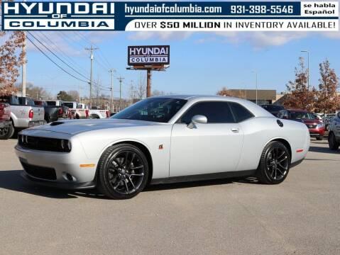 2020 Dodge Challenger for sale at Hyundai of Columbia Con Alvaro in Columbia TN