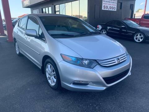 2010 Honda Insight for sale at JQ Motorsports East in Tucson AZ