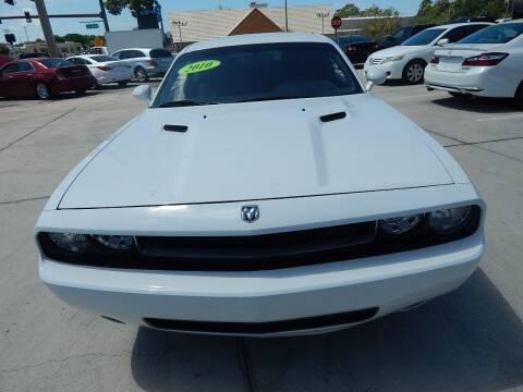 2010 Dodge Challenger for sale at Auto Outlet of Sarasota in Sarasota FL