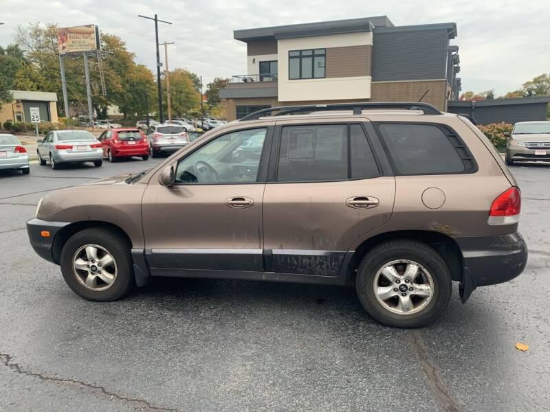 2006 Hyundai Santa Fe AWD GLS 4dr SUV (2.7L V6) - Cuyahoga Falls OH