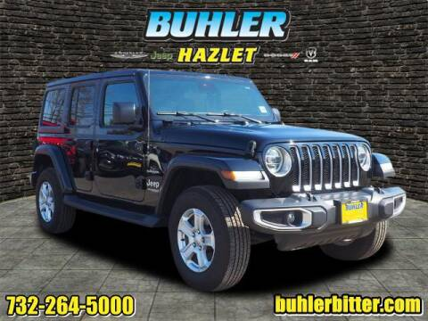 2019 Jeep Wrangler Unlimited for sale at Buhler and Bitter Chrysler Jeep in Hazlet NJ