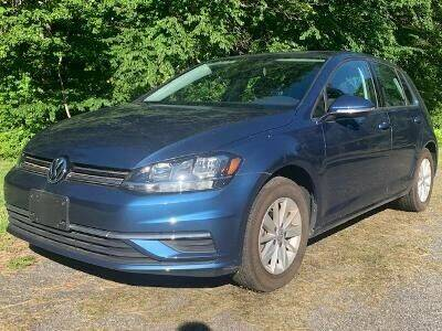 2018 Volkswagen Golf for sale at Worthington Air Automotive Inc in Williamsburg MA