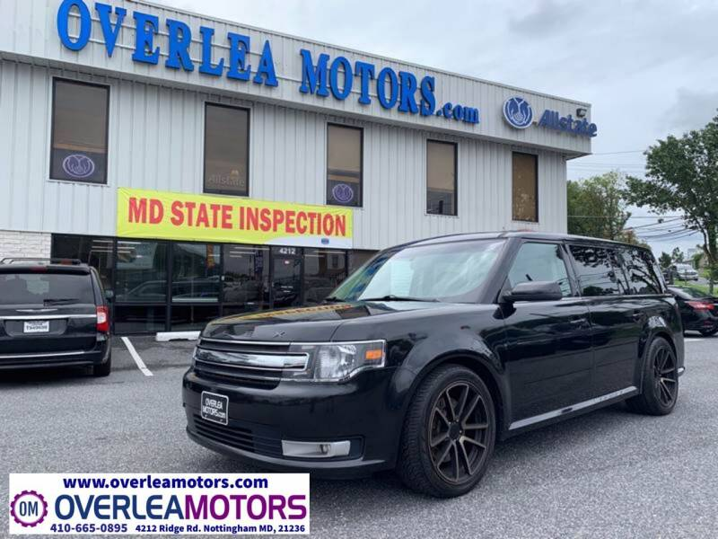 2013 Ford Flex for sale at Overlea Motors in Baltimore MD