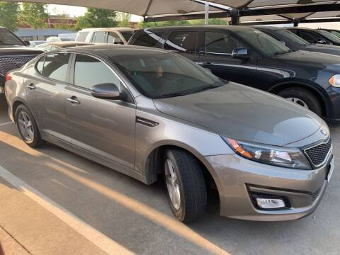 2014 Kia Optima for sale at Excellence Auto Direct in Euless TX
