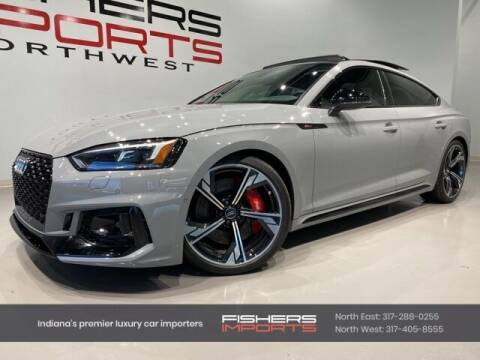 2019 Audi RS 5 Sportback for sale at Fishers Imports in Fishers IN
