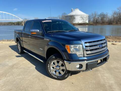 2013 Ford F-150 for sale at D3 Auto Sales in Des Arc AR