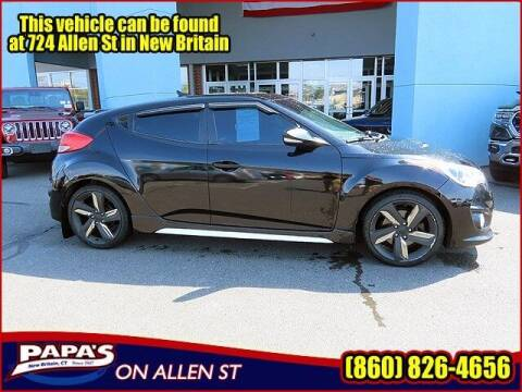 2013 Hyundai Veloster for sale at Papas Chrysler Dodge Jeep Ram in New Britain CT