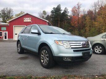 2008 Ford Edge for sale at Walton's Motors in Gouverneur NY