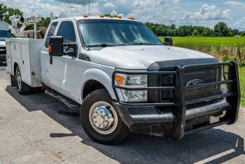 2014 Ford F-350 Super Duty for sale at Fruendly Auto Source in Moscow Mills MO