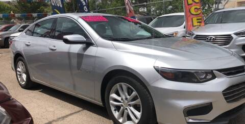 2016 Chevrolet Malibu for sale at Duke City Auto LLC in Gallup NM