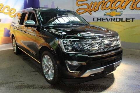 2019 Ford Expedition MAX for sale at Sundance Chevrolet in Grand Ledge MI