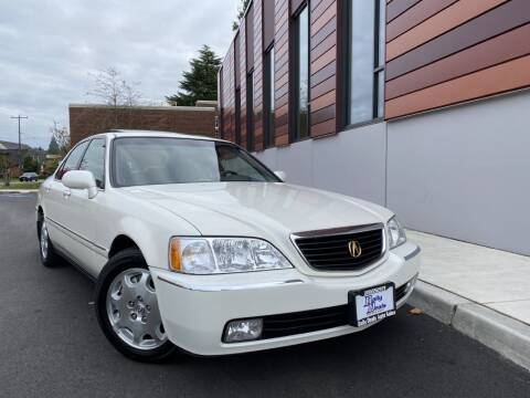 2000 Acura RL for sale at DAILY DEALS AUTO SALES in Seattle WA
