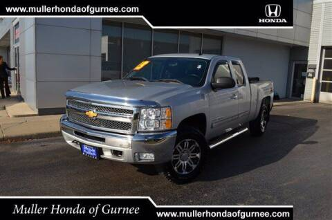 2013 Chevrolet Silverado 1500 for sale at RDM CAR BUYING EXPERIENCE in Gurnee IL