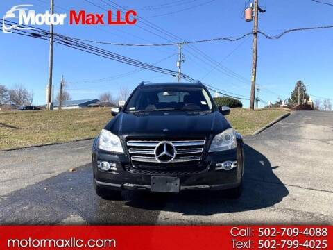 2009 Mercedes-Benz GL-Class for sale at Motor Max Llc in Louisville KY