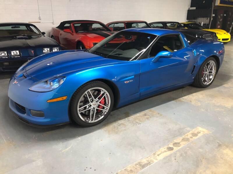 2008 Chevrolet Corvette for sale at Adrenaline Motorsports Inc. in Saginaw MI