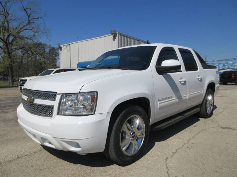 2010 Chevrolet Avalanche for sale at Quality Investments in Tyler TX