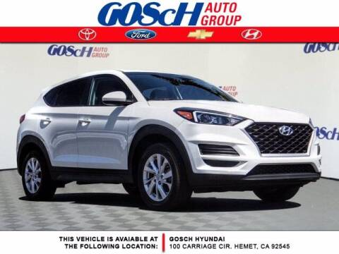 2019 Hyundai Tucson for sale at BILLY D SELLS CARS! in Temecula CA
