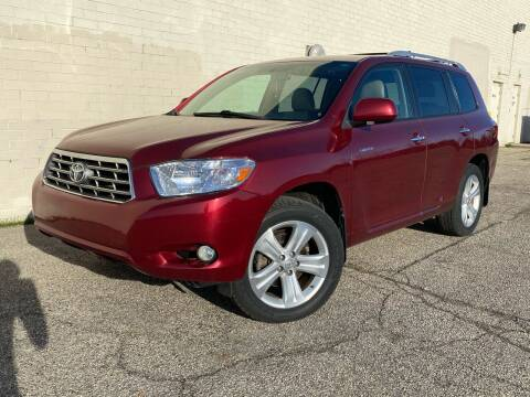 2009 Toyota Highlander for sale at Samuel's Auto Sales in Indianapolis IN