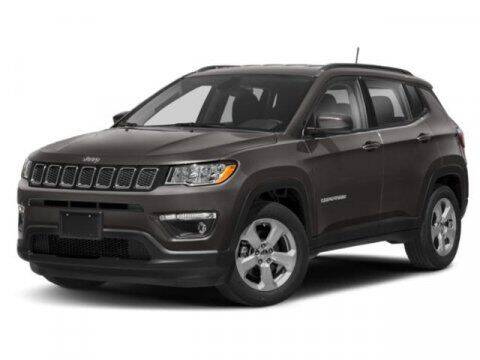 2018 Jeep Compass for sale at Hawk Ford of St. Charles in St Charles IL