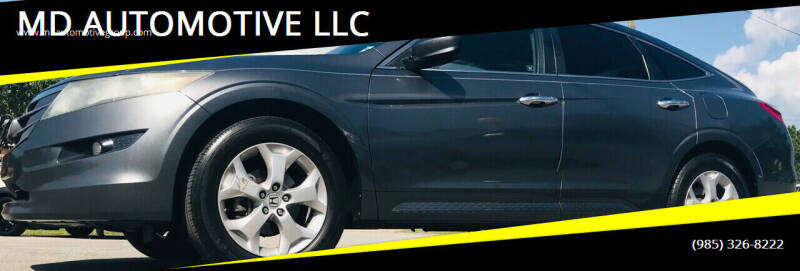 2011 Honda Accord Crosstour for sale at MD AUTOMOTIVE LLC in Slidell LA