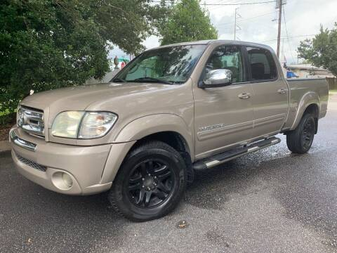 2004 Toyota Tundra for sale at Seaport Auto Sales in Wilmington NC
