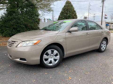 2007 Toyota Camry for sale at Seaport Auto Sales in Wilmington NC