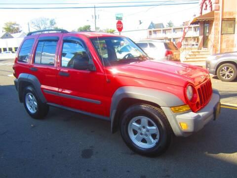2005 Jeep Liberty for sale at Cali Auto Sales Inc. in Elizabeth NJ