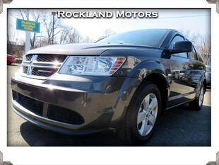 2014 Dodge Journey for sale at Rockland Automall - Rockland Motors in West Nyack NY