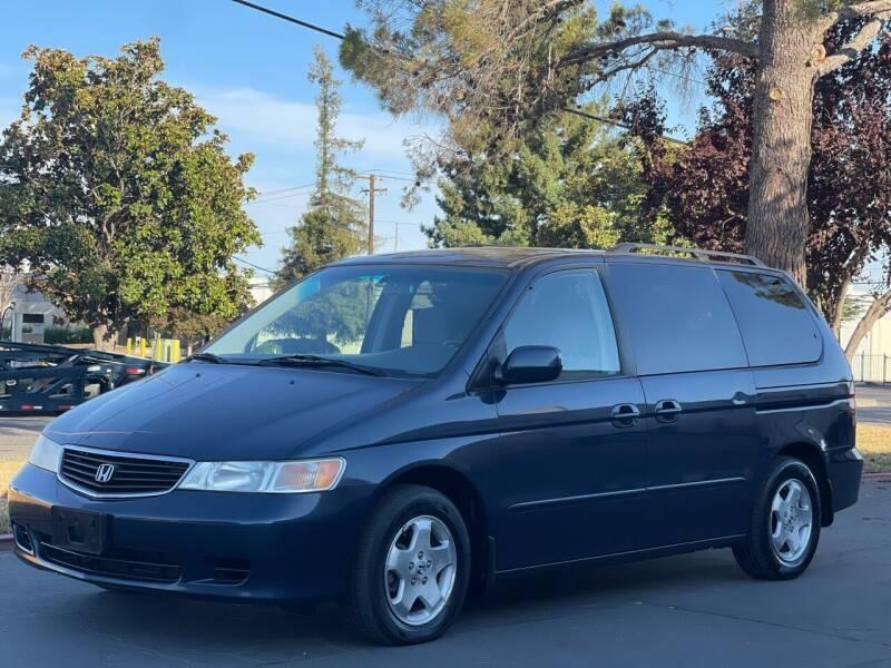 1999 Honda Odyssey for sale at AutoAffari LLC in Sacramento CA