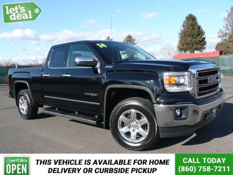 2014 GMC Sierra 1500 for sale at Shamrock Motors in East Windsor CT