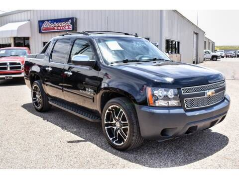 2011 Chevrolet Avalanche for sale at Chaparral Motors in Lubbock TX