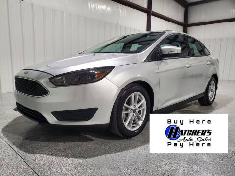 2018 Ford Focus for sale at Hatcher's Auto Sales, LLC - Buy Here Pay Here in Campbellsville KY