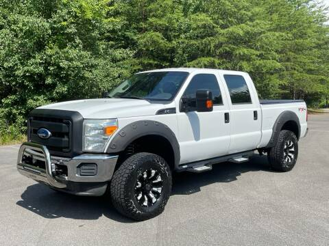 2011 Ford F-250 Super Duty for sale at Turnbull Automotive in Homewood AL