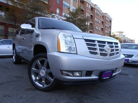 2010 Cadillac Escalade ESV for sale at H & R Auto in Arlington VA