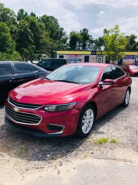 2017 Chevrolet Malibu for sale at Capital Car Sales of Columbia in Columbia SC