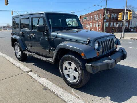 2007 Jeep Wrangler Unlimited for sale at G1 AUTO SALES II in Elizabeth NJ