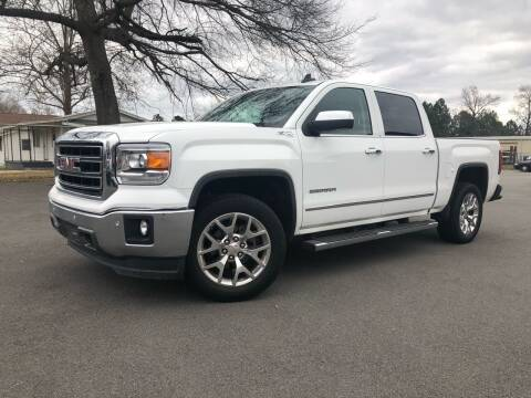 2015 GMC Sierra 1500 for sale at Callahan Motor Co. in Benton AR