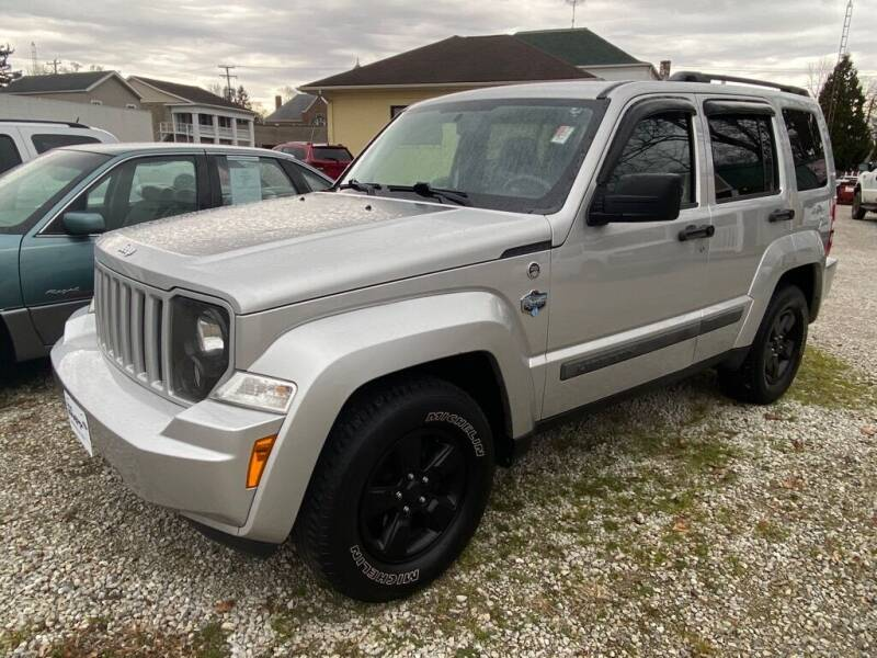 2012 Jeep Liberty for sale in Cambridge City, IN