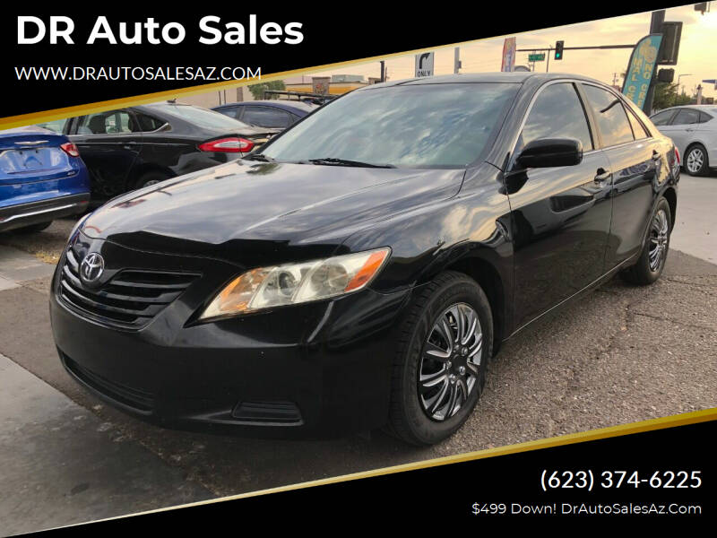 2009 Toyota Camry for sale at DR Auto Sales in Glendale AZ
