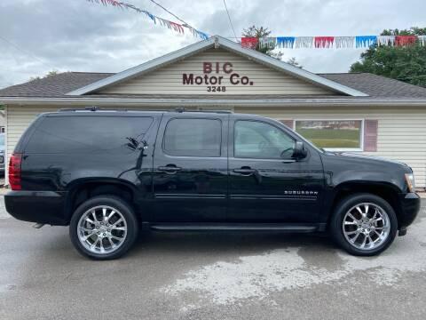 2012 Chevrolet Suburban for sale at Bic Motors in Jackson MO